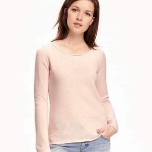 Old Navy Classic Marled Crew Neck Sweater
